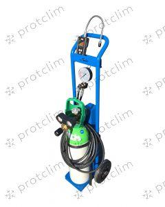 Pack NIDRON - azote hydrogénée